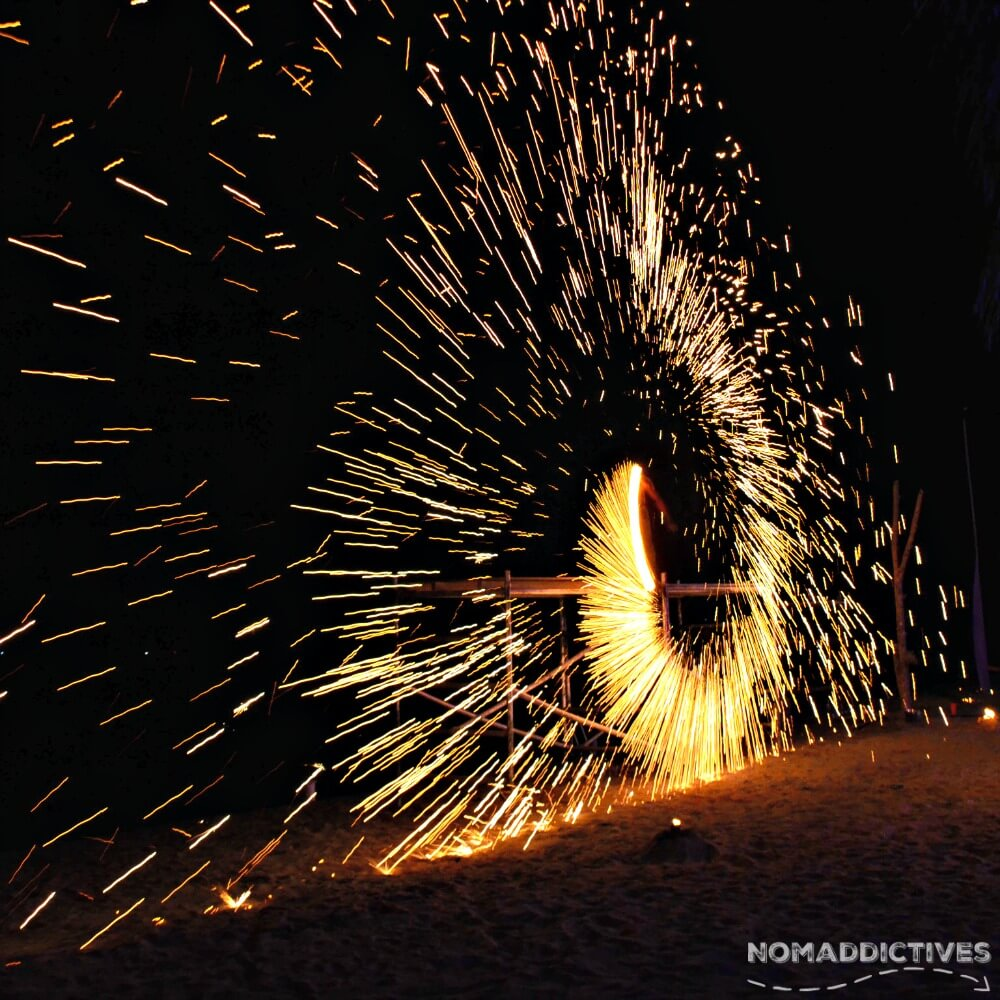 Fire Show | Nomaddictives