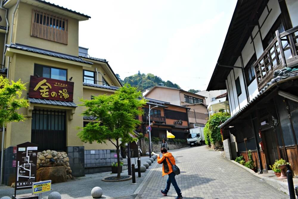 Onsen in Kobe | Nomaddictives