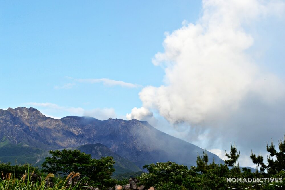 Sakurajima Volcano in Japan | Nomaddictives