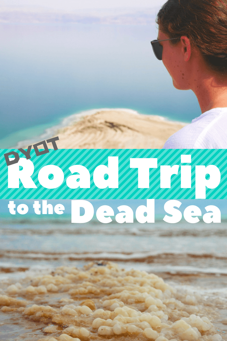 Road Trip to the Dead Sea